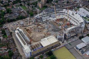 Строительство нового стадиона (10.06.17)