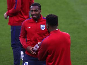 Шпоры в сборной Англии (03.09.2016)