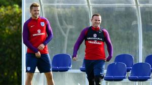 Тренировка сборной Англии на Хотспур Уэй