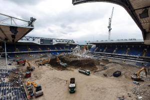 Снос УХЛ и постройка нового стадиона (31.05.17)