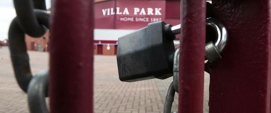 villapark closed